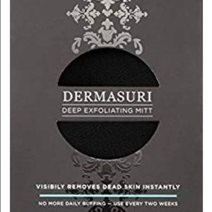Deep exfoliating mitt by dermasuri